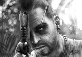 Vaas Montenegro by V-Ist