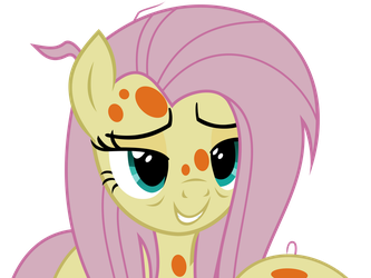 MLP Vector - Fluttershy #3 by jhayarr23