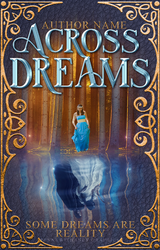 Across Dreams [fake book cover] by Pennywithaney