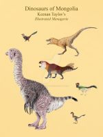 My Dinosaurs of Mongolia by IllustratedMenagerie