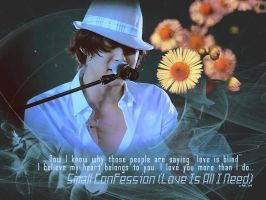 Wallie Achun for Nini's Bdae by feat-scatterbrain