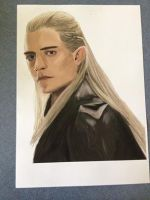 Legolas Greenleaf by JK-Draws