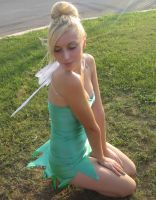 Tinkerbell cosplay by palladineve4