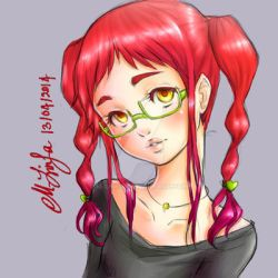 Charadesign 6 by M-Linfa