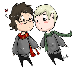 Hp: Walk With Me by Anniepopokios