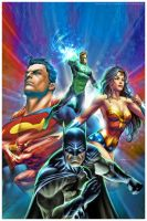 DC Icons by CValenzuela