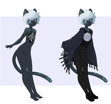 [CLOSED]VK: Aesthetic Adopt|Day 27 by SkyJynx