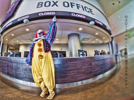 The Adventures of Pennywise by AgilePhotography