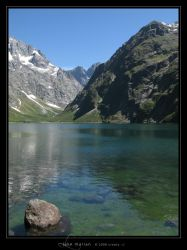 Lake Marian by Crooty