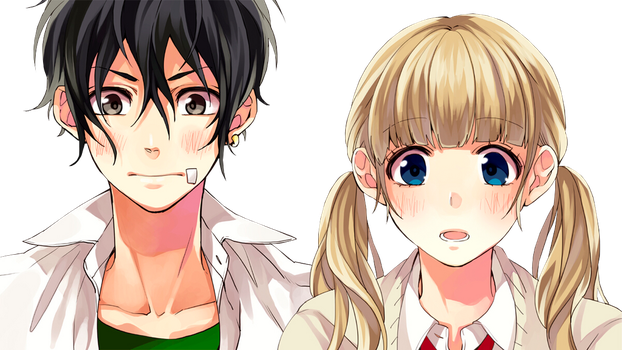 Couple PNG by mabelflorencia