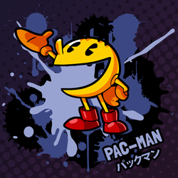 SMASH 150 - 143 - PAC-MAN by professorfandango