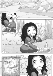 Mordrag and Rika adventures page 01 by RikaChan3
