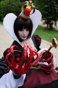 Alice Madness Returns: Red Queen by Sun-Gukong