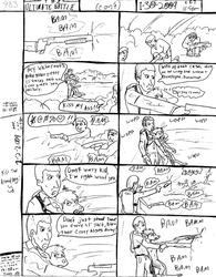 THE ULTIMATE BATTLE pg.483 by DW13-COMICS