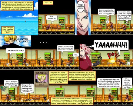 One Piece, Naruto 16 by Abraal