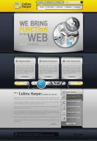 Collins Harper-Web Developers by LOUDAMedia