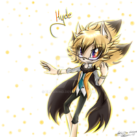 Servamp Hyde The Hedgehog by ElisaWind