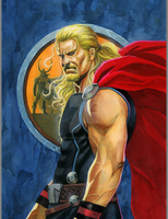 THOR by Dream-Hunters