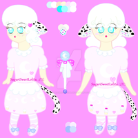 +*. ~(OC Reference) Lovable Dreams~ .*+ by SugariSweetLolita