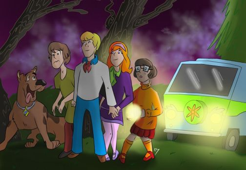 Scooby Doo by KarToon12