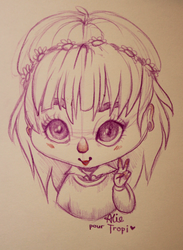 Tropi - Chibi by camomille1777