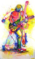 FRANK IERO(Coloring) by Drivinghead