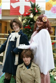 APH-Austria,Hungary,Italy by DestanyStar