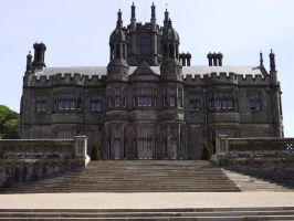 behold, a mansion awaits by nonyeB