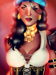 Isabela - Repainted! by i-gomes