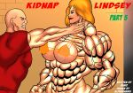 KIDNAP LINDSEY Part-5 COVER by Alphadaawg