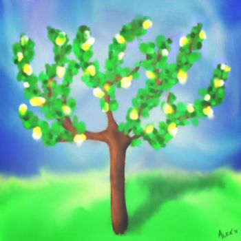 tree by the-wabbit