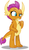 Smoulder Curious by Vector-Brony