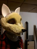 Linkwolf going to be a suit by Agirafirewolf
