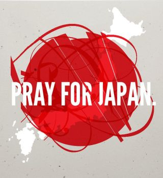 Pray For Japan by itsyouforme