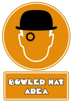 Bowler Hat Area by Smaggers