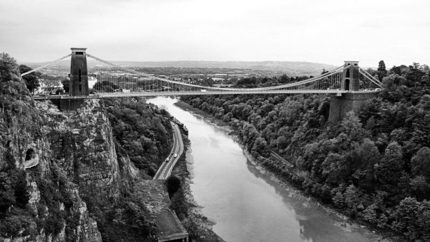 Clifton Suspension Bridge by UdoChristmann