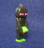 Enderman Charm by zynwolf