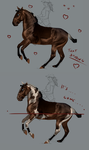 Why I hate big white markings by CalyArt