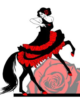 Flamenco by Bianor
