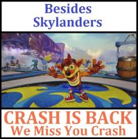 CRASH IS BACK by nyro1