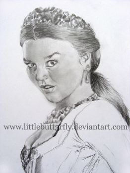 Anne of Cleves by littlebutt3rfly