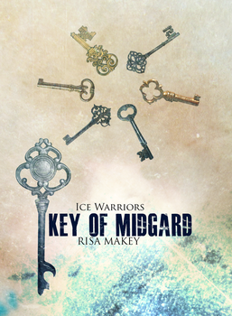 [Cover Design Practice] Key of Midgard by vampyremuffin