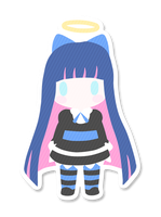 Cutout: Stocking by hpuff
