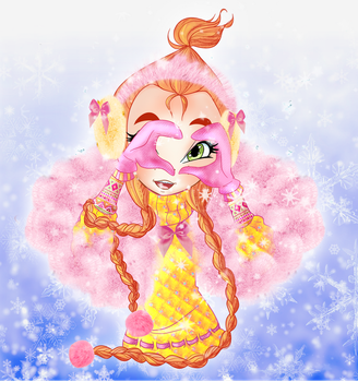 Cogwheel Winter Fairy by CogwheelFairy