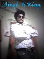 Singh is King by MacGadger