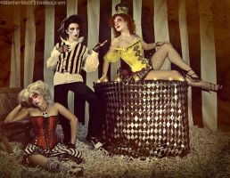 Circus life by BettyValentine