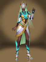 Symmetra (Oasis) by Sticklove