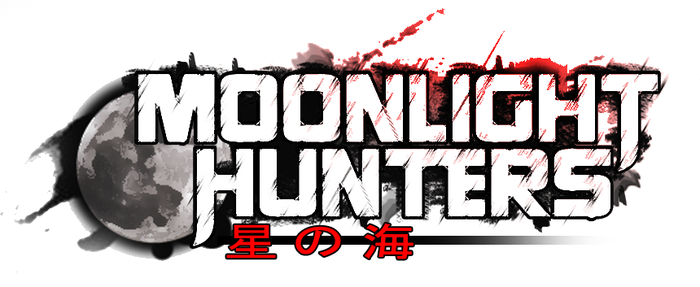 MOONLIGHT HUNTERS LOGO by MistraL-Northwind