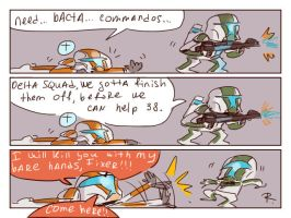 Republic Commando, 15 by Ayej