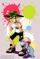 DD - Squids and Mons #12